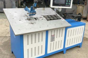 ホット販売自動三次元鋼線成形機CNC、二次元ワイヤー曲げ機の価格
