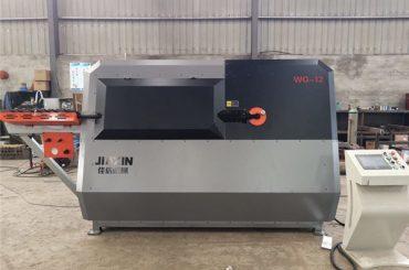 中国メーカー4-12mm自動cnc制御鋼線、鉄筋曲げ機械