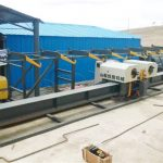 ホット販売垂直鉄筋二重ベンダー、鉄筋ベンダーセンター、自動鉄筋曲げ機械
