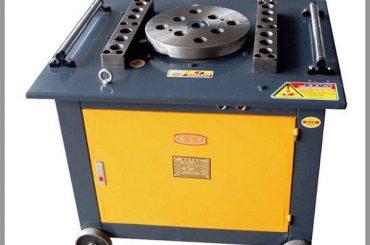 錬鉄製のスクロール曲げ機械
